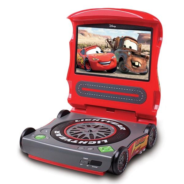 disney cars 2 7 dvd player 14947414. Black Bedroom Furniture Sets. Home Design Ideas