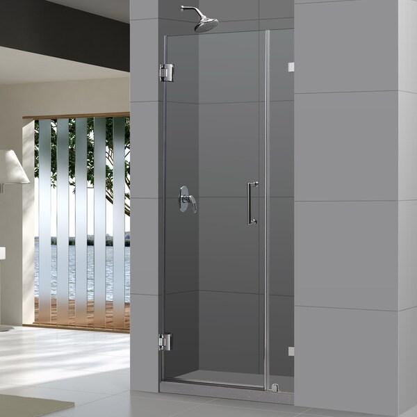Dreamline Unidoorlux Frameless Shower Door 33 Quot 36 Quot X 72