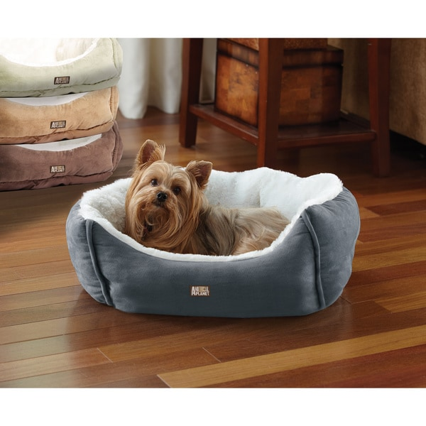 Animal Planet Micro Suede Pet Bed 14955493 Overstock
