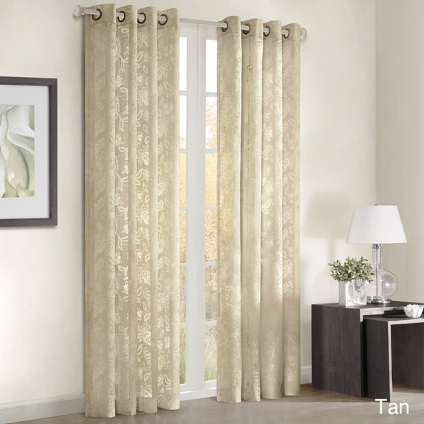 Madison Park Chace Curtain Panel 14955956 Overstock