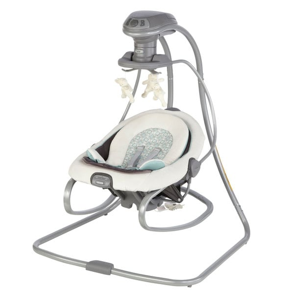 Graco Duetsoothe Winslet Infant Swing And Rocker