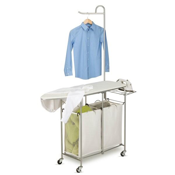 Foldable Ironing Laundry Center And Valet 14986165