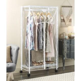 Athome 36 Inch Portable Closet 14496858 Overstock Com