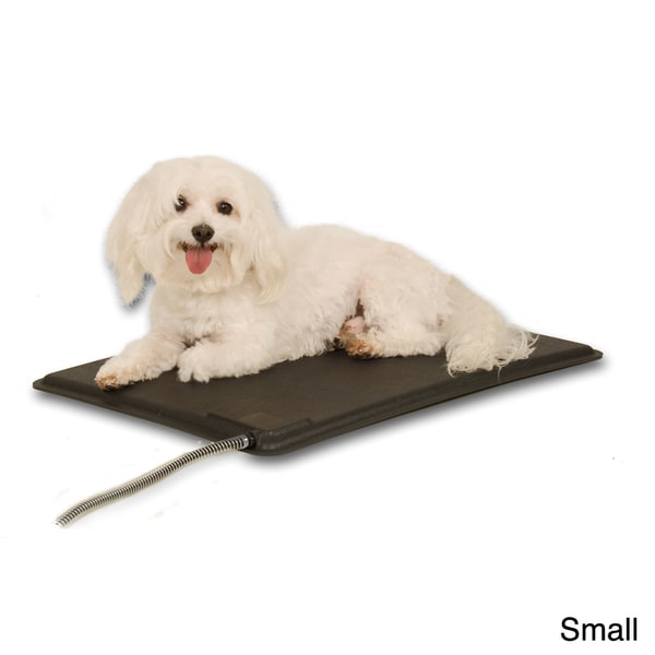 K Amp H Mfg Lectro Kennel Outdoor Heated Dog Pad W Cover