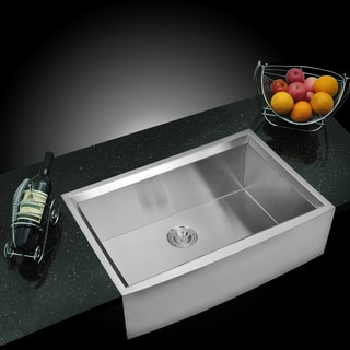 Apron Front Kitchen Sinks Overstock Shopping The Best