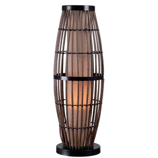 Lavinta Wood Indoor Outdoor Table Lamp Free Shipping Today Overstock