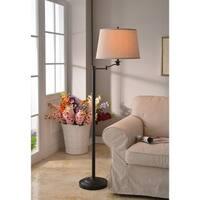 Pedara Swing Arm Floor Lamp
