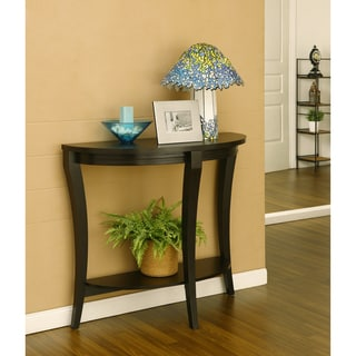 Half Round Sofa Table Overstock Shopping Great Deals