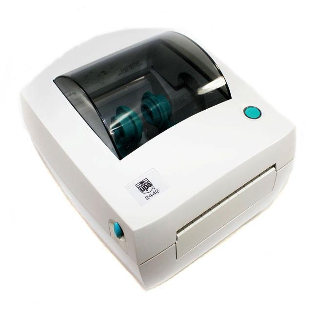 Ups zebra 2844 printer