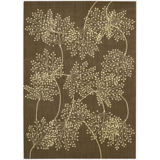 Nourison Liz Claiborne Radiant Impression Delicate Floral