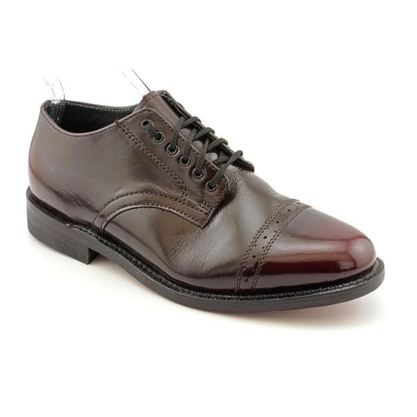 Men summer autumn lace up Leisure Leather Dress shoes