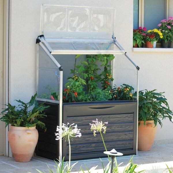 Palram Plant Inn Compact Garden Greenhouse 15065276