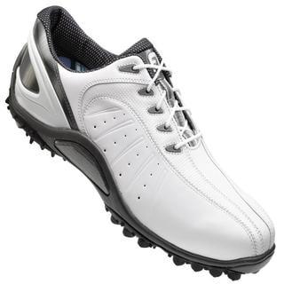 Footjoy Men S Fj Sport White Spikeless Golf Shoes