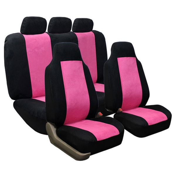 Seat Covers: Pink Car Seat Covers