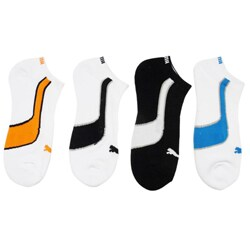 Puma Men's Low Cut Socks (Pack of 6)
