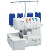 Brother 1034D Electric 3/4 Lay-in Thread Serger Machine