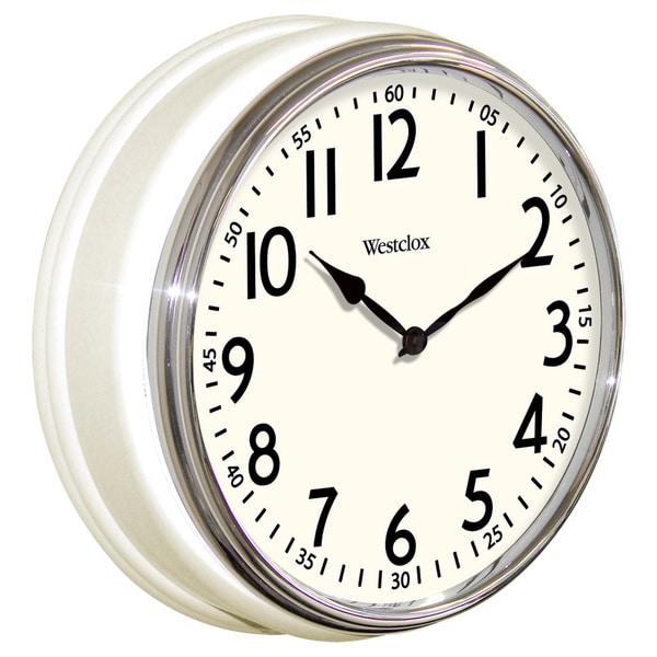 Westclox Vintage Kitchen Wall Clock