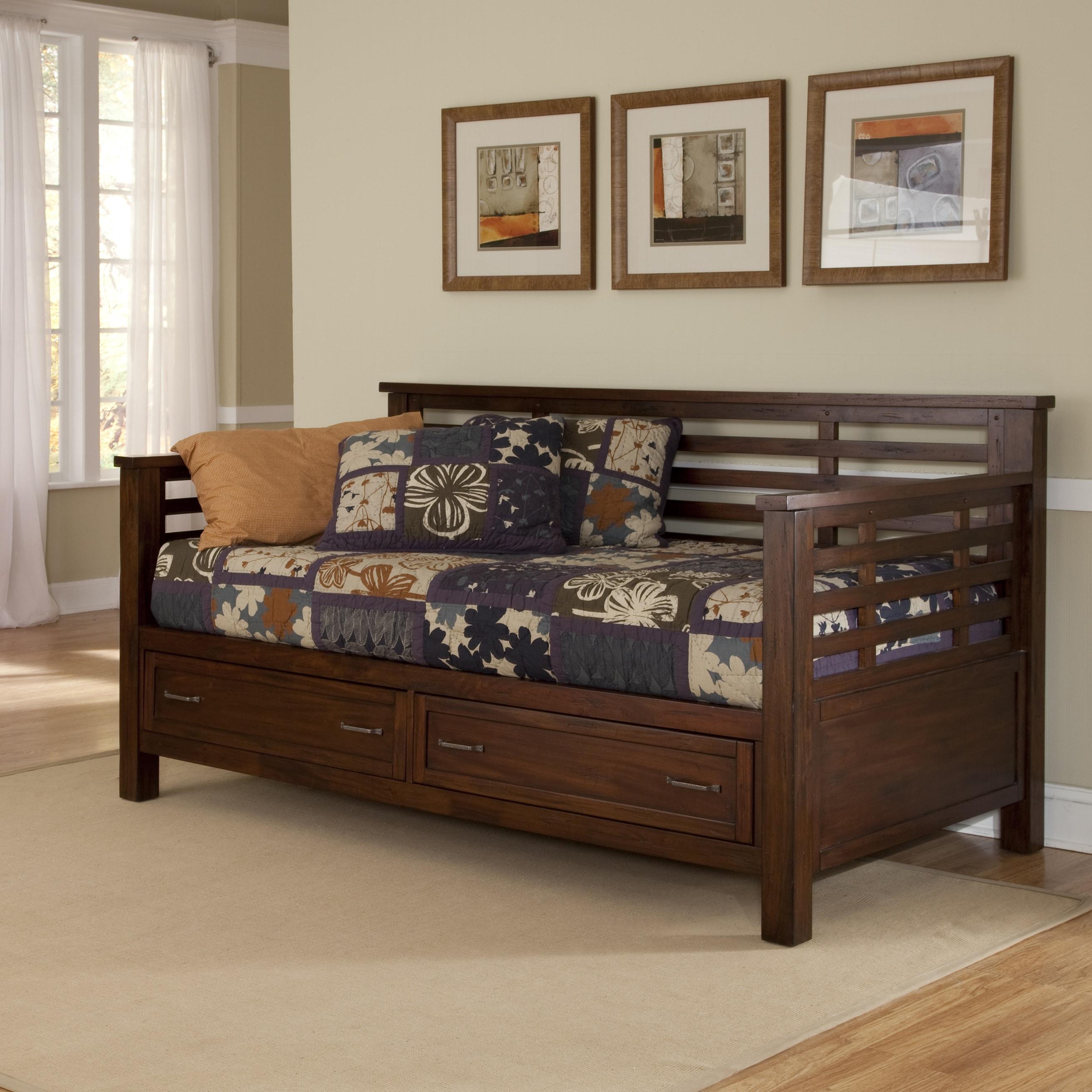 Overstock Com Bedroom Furniture: Cabin Creek Storage Daybed