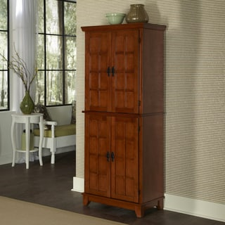 Home Styles Arts Crafts Cottage Oak Pantry