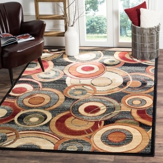 Brilliance Circles Area Rug 7 9 X 11 0 13864992