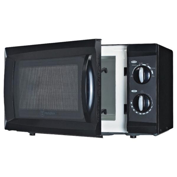 Westinghouse 0 6 Cubic Feet Black Microwave 15127883