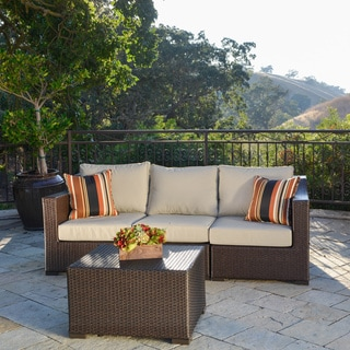 Sale Matura 4 Piece Outdoor Furniture Seating Set By Sirio Kadeooplva