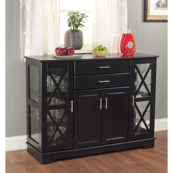 Simple living kendall buffet 15133654 overstock com shopping big