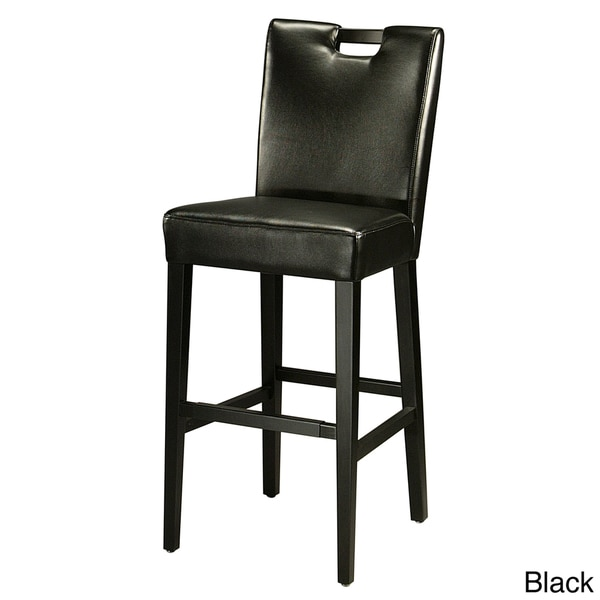 epiphany 30 inch bar stool 15135347 shopping great deals on bar stools. Black Bedroom Furniture Sets. Home Design Ideas