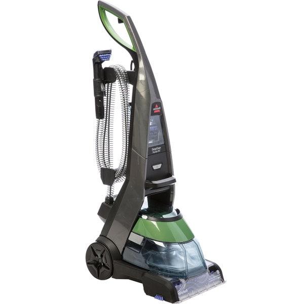 Rug Doctor Deep Carpet Cleaner Vs Bissell Proheat 2x Revolution: Bissell 17N4 DeepClean Premier Pet Upright Deep Cleaner