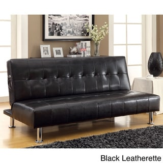 Cool Sale Furniture Of America Modern Tufted Futon Sofabed Machost Co Dining Chair Design Ideas Machostcouk