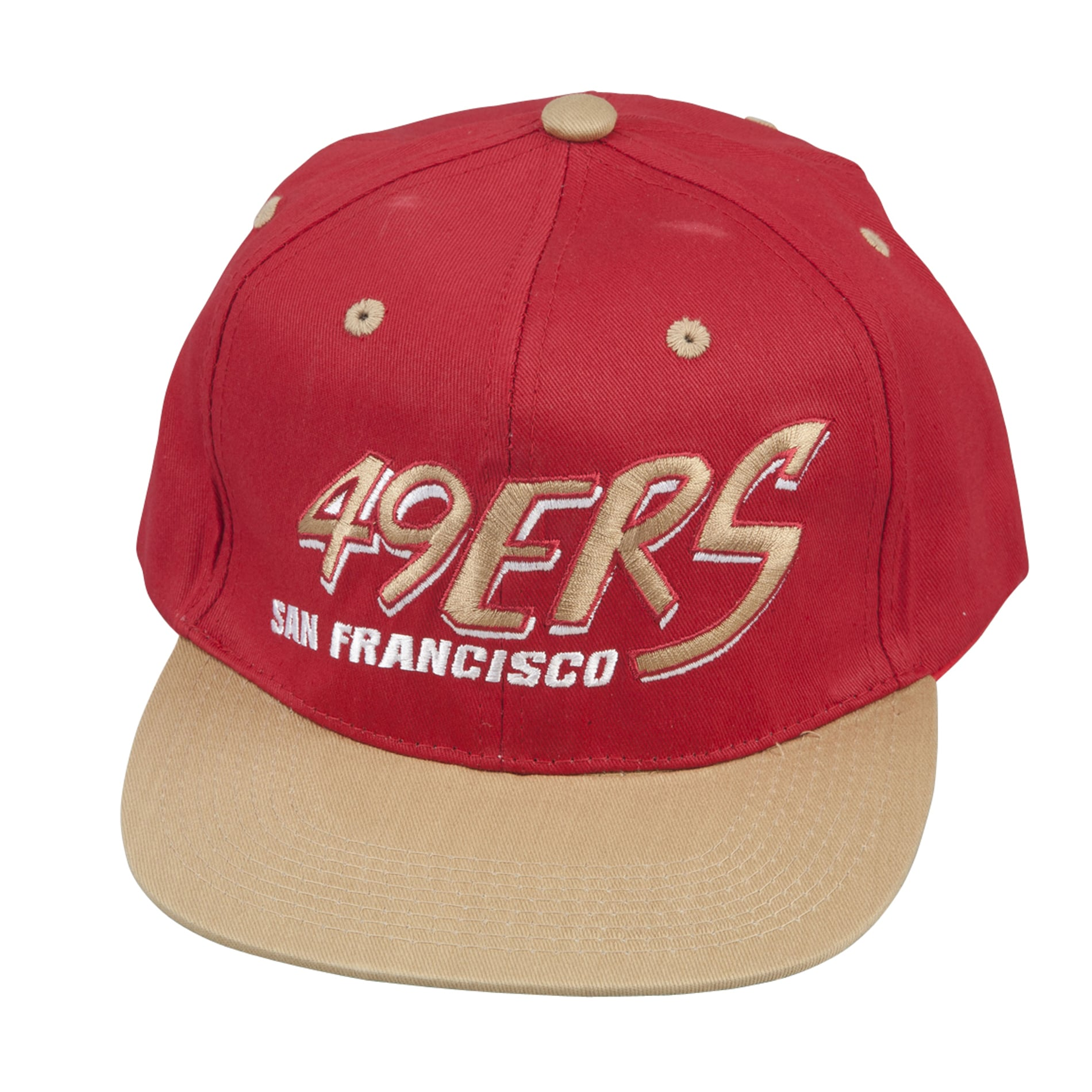 2bd36aa44a78c San Francisco 49ers Retro NFL Snapback Hat ™ Shopping on PopScreen