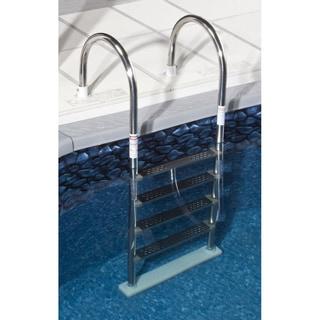 Blue Wave Premium Stainless Steel Above Ground Pool Ladder