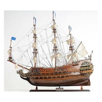 Old Modern Handicrafts Soleil Royal Medium Model Ship