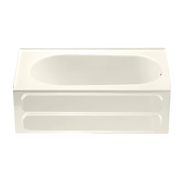 American Standard Acryilc And Fiberglass 5 Foot Bathtub