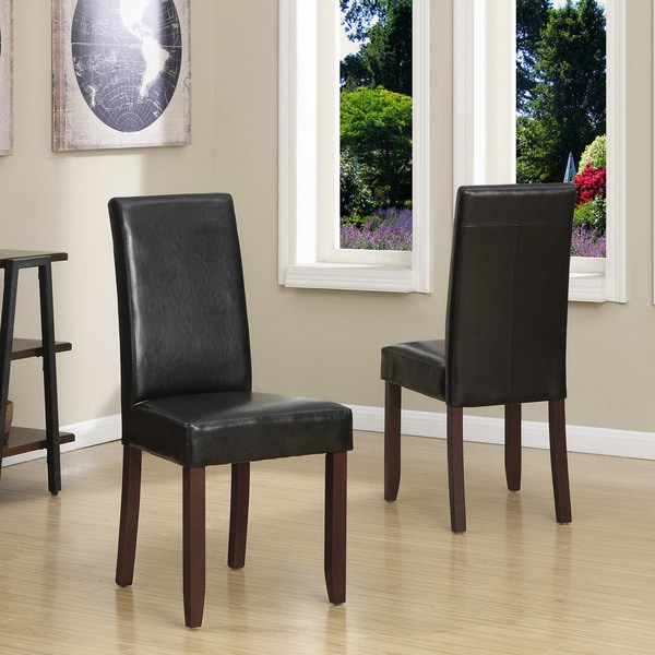 WYNDENHALL Normandy Parson Chairs (Set Of 2)
