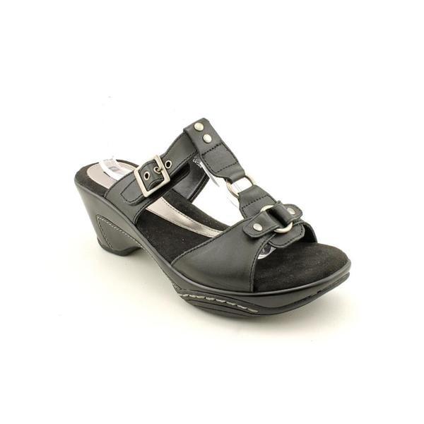 aec3fcd67710cd White Mountain Women s  Mindset  Leather Sandals (Size 7) White Mountain  Sandals