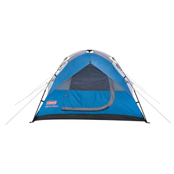 Coleman 3 Person Instant Dome Tent Overstock Shopping