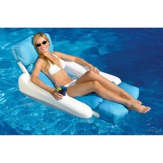 Sunchaser Luxury Floating Pool Lounger