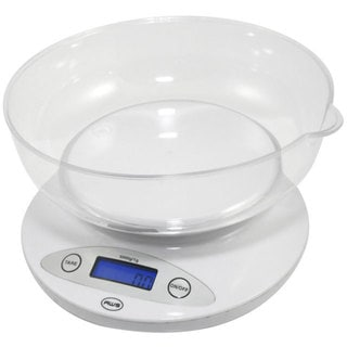 American Weigh Bamboo Digital Kitchen Scale 15254668