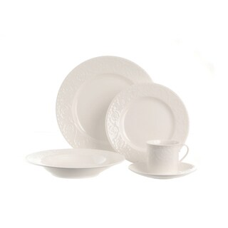 Red Vanilla Riviera 20-piece Dinner Set