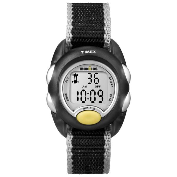 Timex kids ironkids translucent black watch b1ef9666 701e 4289 89cc f3dbe5a78c63 600