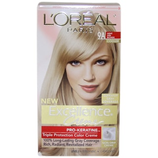 L Oreal Excellence Creme Pro Keratine 9 5 Lightest
