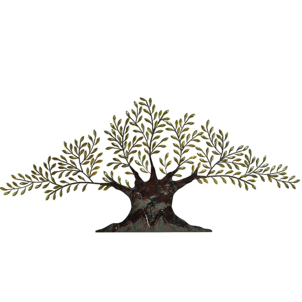 Casa Cortes Tree Of Peace Large 94 Inch Metal Wall Art