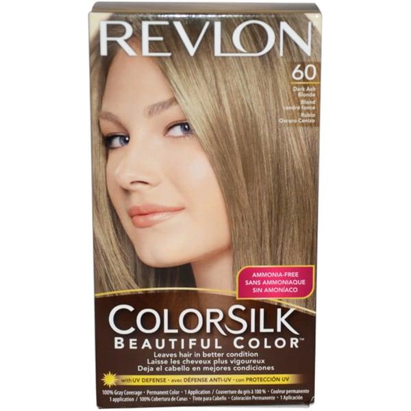 Dark Ash Blonde Hair Dye 85