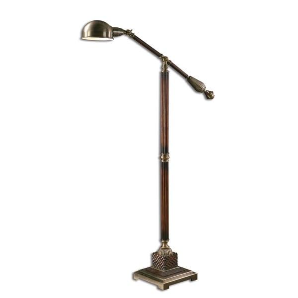 Uttermost Dalton Floor Lamp 15277640 Overstock Com