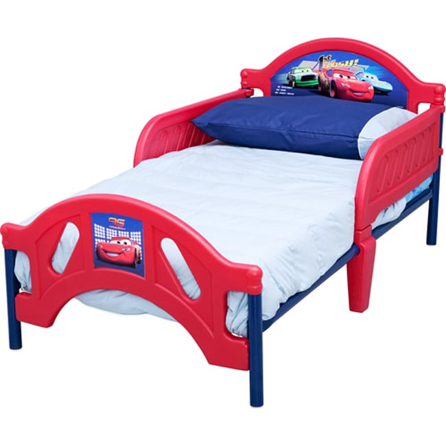 Toddler Bed Offers: Disney Cars Toddler Bed