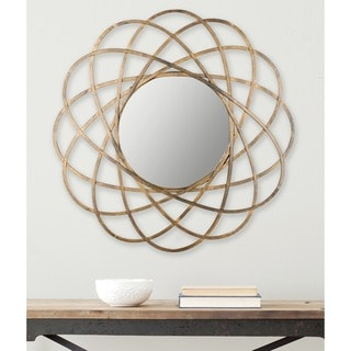 Artemis Antique Silver Wall Mirror 14123606 Overstock