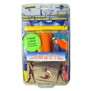 Water sports youth size 3 person balloon launcher p15293296