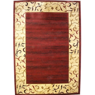 Burgundy 3x5 4x6 Rugs Overstock Shopping The Best