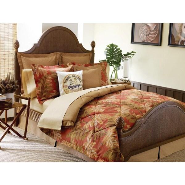 Tommy Bahama Orange Cay 4 Piece Comforter Set 15297570